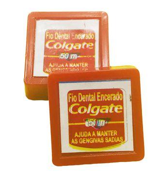 e64a14662 Casa do Artesão    Miniaturas - Fio Dental Colgate - Emb c  05  P644